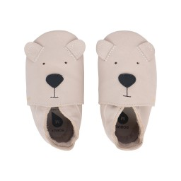 Bobux - Soft soles Milk cub