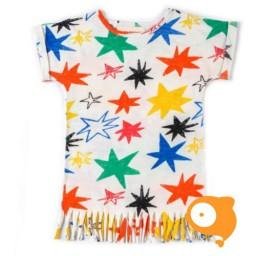 Nadadelazos - T-shirt dress hoshi