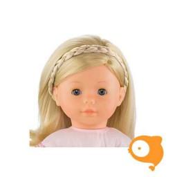Corolle - Haarband voor stapop 36cm blond DRY42