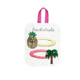 Rockahula - Clips Tropisch eiland glitter
