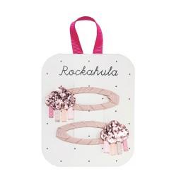 Rockahula - Clips regenboogwolk roze