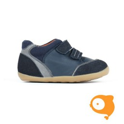 Bobux - Step-up classic tumble boot navy