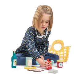 Tender Leaf Toys - Boodschappentas