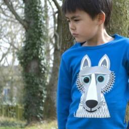 Coq en Pâte - Longsleeve wolf