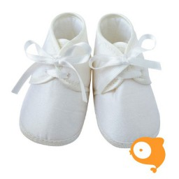 Fior di Coccole - Babyschoentjes ivory