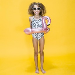 Swim Essentials - splitring flamingo