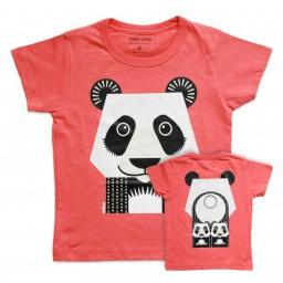 Coq en Pâte - T-shirt panda