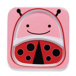 Skip Hop - Zoo Kinderbordje - Lieveheersbeestje