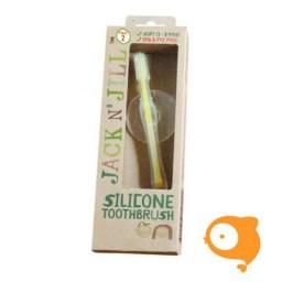 Jack N' Jill - Silicone tandenborstel