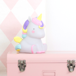 A Little Lovely Company - Table Light - Unicorn
