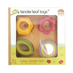 Tender leaf toys - Vormen/kijken