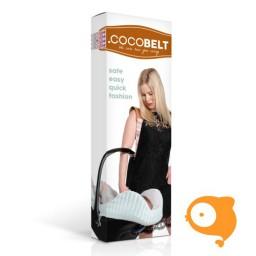 Cocobelt - Cocobelt draagriem maxi cosi aztec