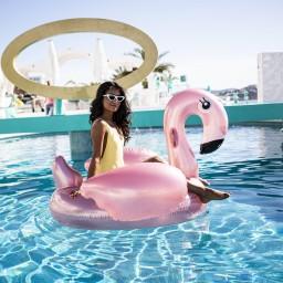 Swim essentials - luchtbed flamingo XL