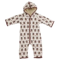Pigeon - snuggle suit - Inuit spice