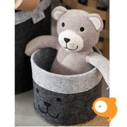 Jollein - Knuffel natural knit bear sand