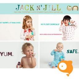 Jack N' Jill - Natuurlijke tandpasta zonder smaak