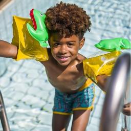 Swim Essentials - zwembandjes dino 2-6 jaar