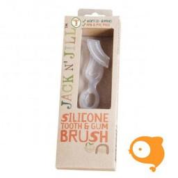 Jack N' Jill - Silicone tanden en tandvleesborstel