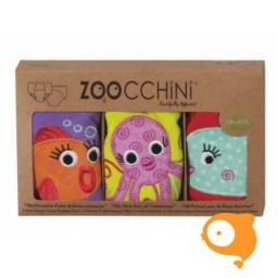 Zoocchini - Zindelijkheids-/Trainingsbroekjes Ocean - Pakketje van 3 MEISJES