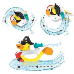 Yookidoo - Jet Duck - Create a Pirate
