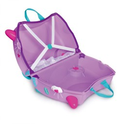 Trunki - Kinderkoffer ride-on Cat Cassie