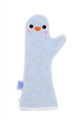 Baby shower glove - pinguïn