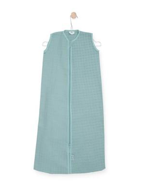 Jollein - slaapzak zomer hydrofiel soft green - 70 cm