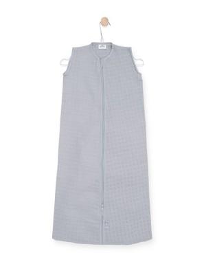 Jollein - slaapzak zomer hydrofiel soft grey - 70 cm