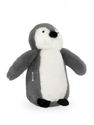 Jollein - knuffel pinguïn storm grey