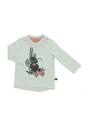 nOeser - Longsleeve shirt Perry White