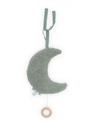 Jollein - muziekhanger Moon ash green