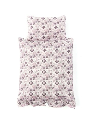 Smallstuff - bedtextiel voor poppen flowers