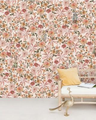 Creative Lab Amsterdam - Cute mister Flower Behang Mural