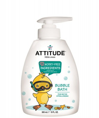 Attitude - Little Ones bubbelbad pear nectar