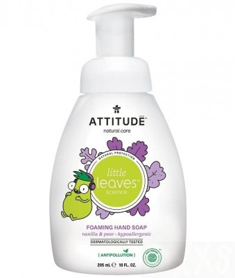 Attitude - Little ones handzeep Vanille peer 295 ml