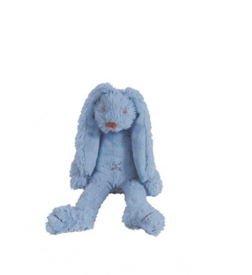 Happy Horse - big deep blue rabbit Richie - 58 cm