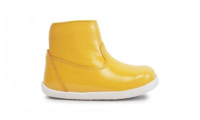Bobux - Step up paddington yellow - waterproof