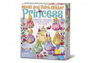 4M - Crea Gips gieten en verven: Prinses
