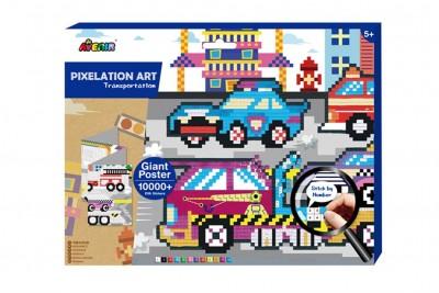 Avenir - Pixelation - Transport