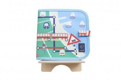 Jaq Jaq Bird - Doodle it & Go - trein