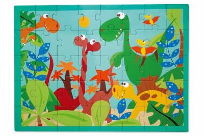 Scratch - Puzzel Dino wereld