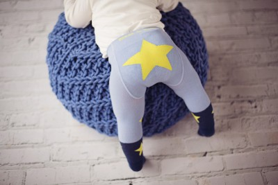 Blade&Rose - Blue star boy tights