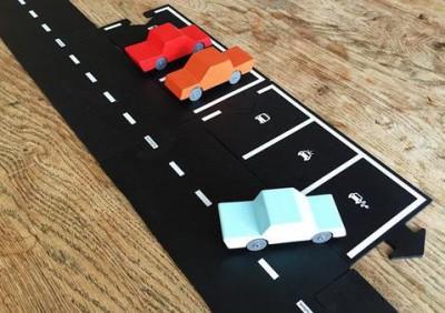 Waytoplay - Parking uitbreidingsset 2-delig