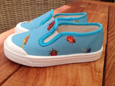 Pépé Children Shoes - Tessuto Beatle