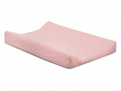 Jollein - waskussenhoes 50x70cm Mini dots blush pink