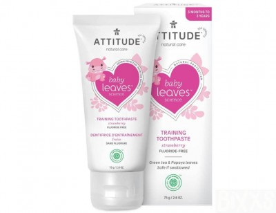 Attitude - Little ones  tandpasta