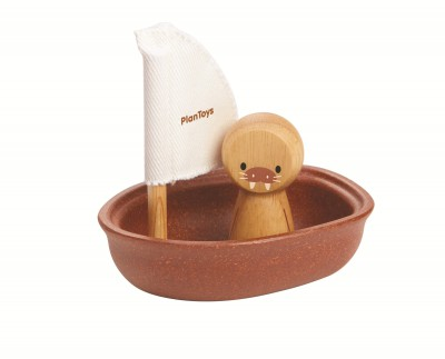 PlanToys - Zeilboot Walrus