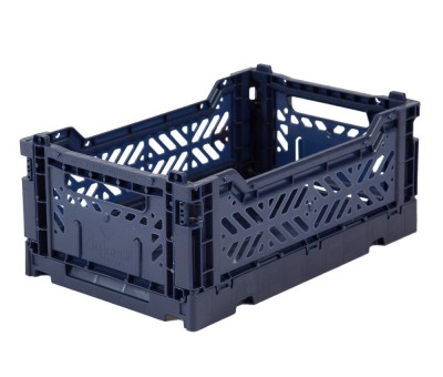 Eef Lillemor - Folding Crate Navy - mini