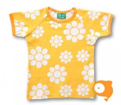 Naperonuttu - Flowerfield SS shirt