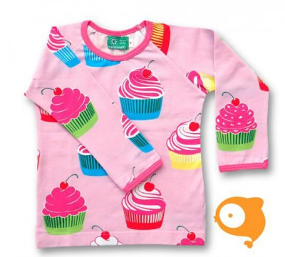 Naperonuttu - Cupcakes LS shirt